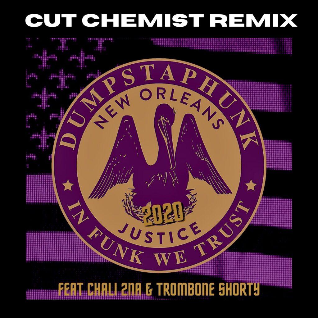 Justice 2020 - Cut Chemist Remix